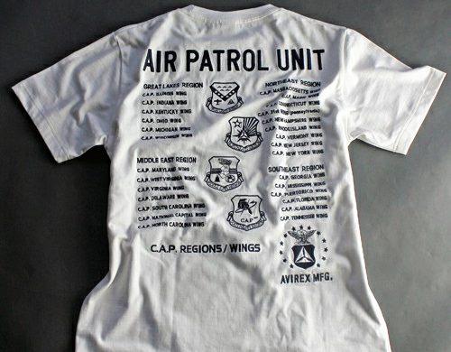 AVIREXのお勧めTシャツ