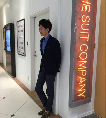 【メンズ】カジュアルジャケット
