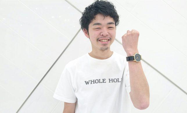 CHPO POPUP SHOP開催 :Sakata