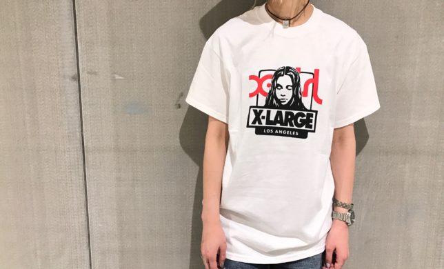 ☆XLARGE/X-girl熊本☆