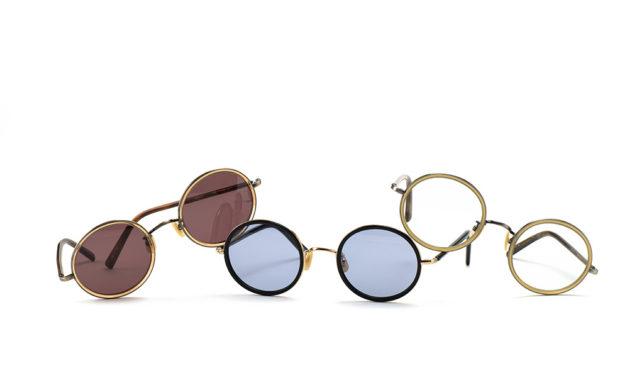 レトロなラウンド型 金子眼鏡 「KVS-07」