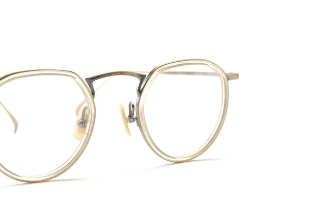 角ボストン 金子眼鏡「KV-63」