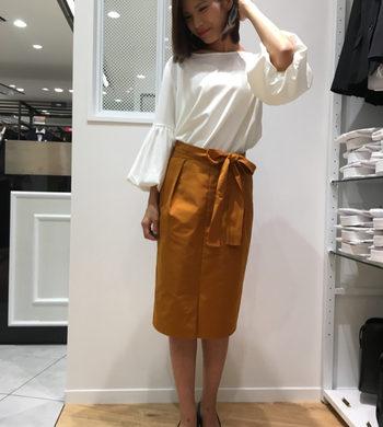 レディース新作トップス&スカート☆