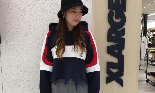 X-girl★秋物新作入荷