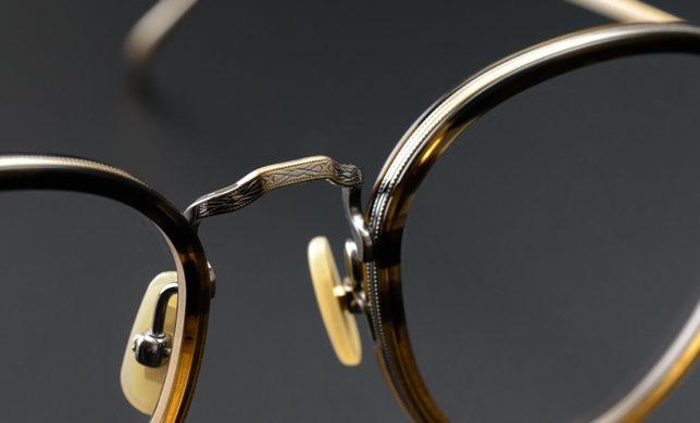 ヴィンテージライクなボストン 金子眼鏡 「KV-65」