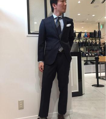 インポートスーツ