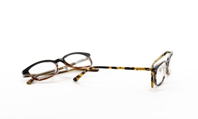 バランスのとれたウェリントン 金子眼鏡 「KC-32」