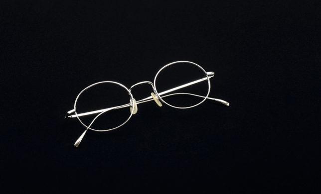 引き算から生まれる美学 金子眼鏡 「KV-54」