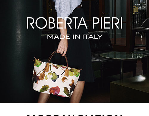 ROBERTA PIERI MORE VARIATION