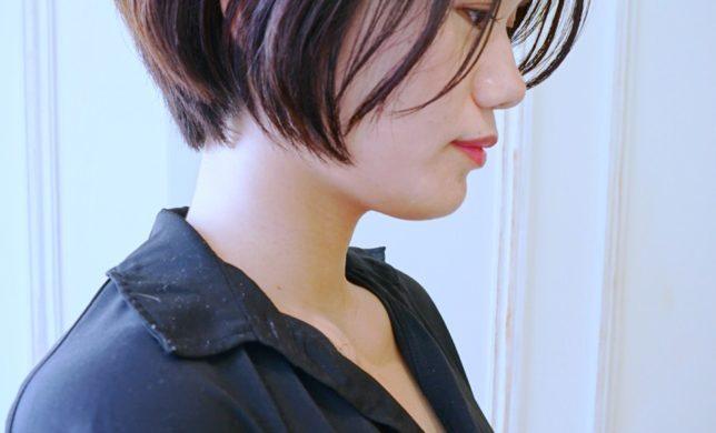 美容室モリオフロムロンドン×秋ショート☆