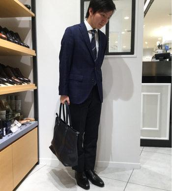 THERMOLITE☆ビジカジセットアップ