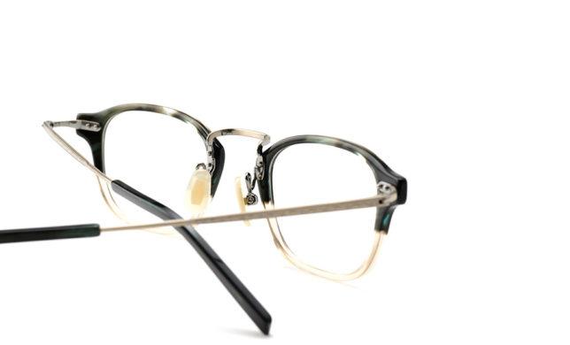ボストンとスクエアのいいとこ取り 金子眼鏡 「KV-70」