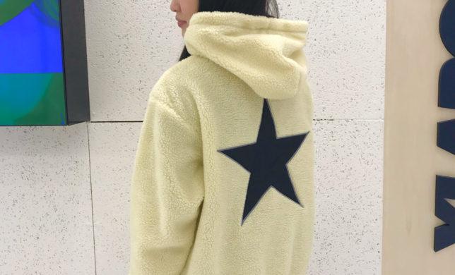 ★X-girl BOA HOODIE!!!!!!★