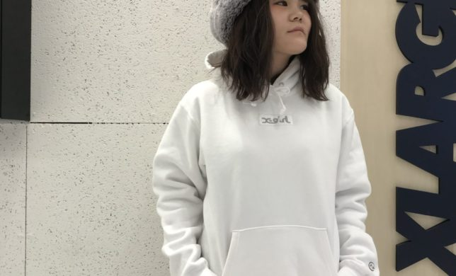 XG×CHAMPION ★☆