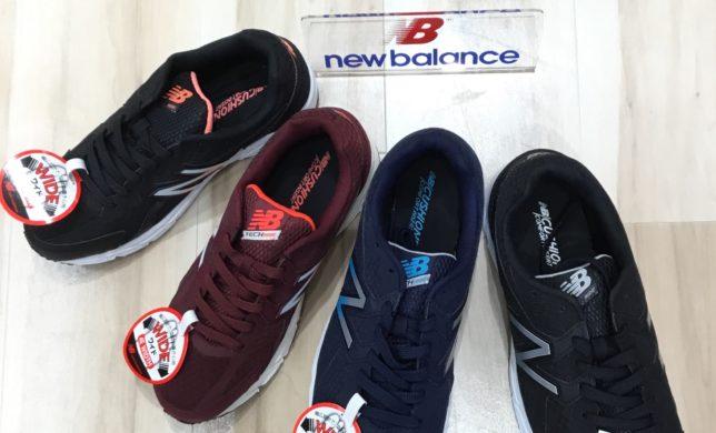 new balance 新色入荷
