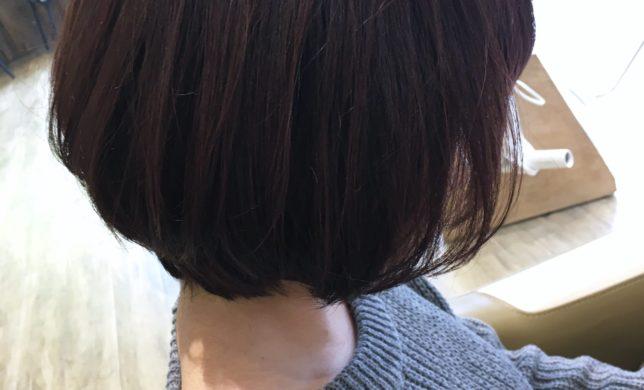 髪が絡んできたので、、、。美容室morio
