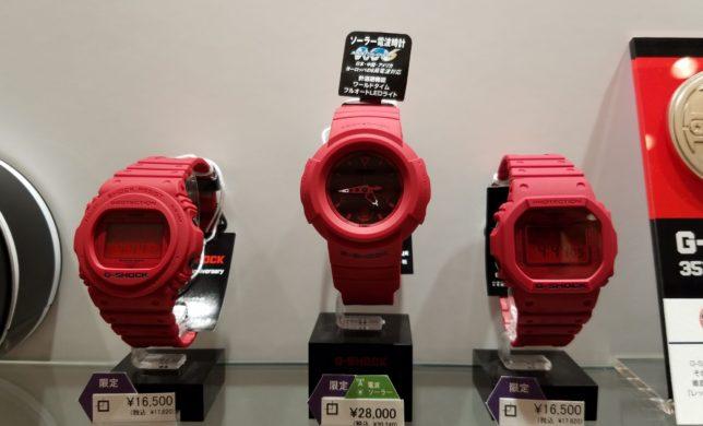 G-Shock 35thモデル最新