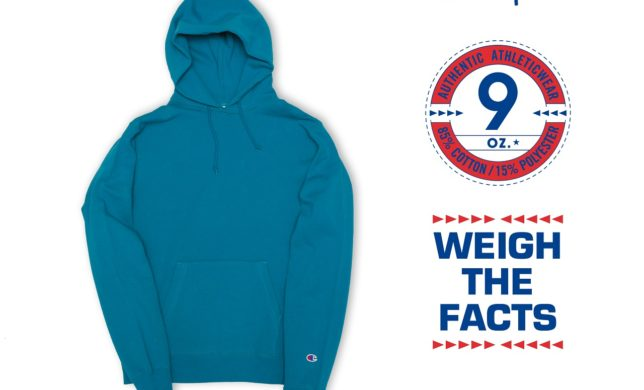 Made In U.S.A. 9oz. Terry Fleece
