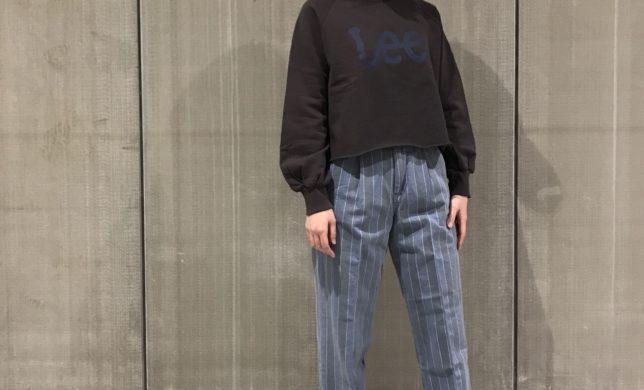 レディース☆新作トラウザーパンツ