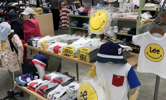 Lee×SMILEYコラボレーション商品!!