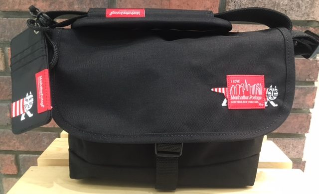 Manhattan Portage × LISA LARSON Casual Messenger Bag