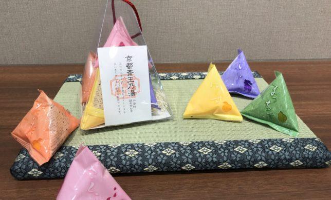 テトラ入浴剤(o^^o)
