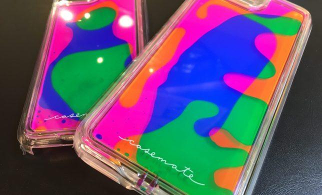 LAVA LAMP iPhoneケース