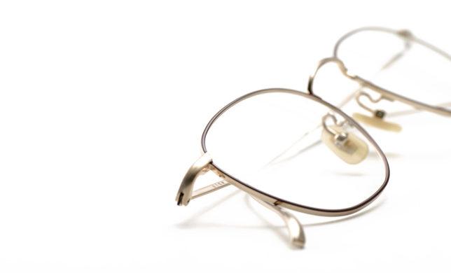 細部への気配り 金子眼鏡 「KV-80」「KV-81」