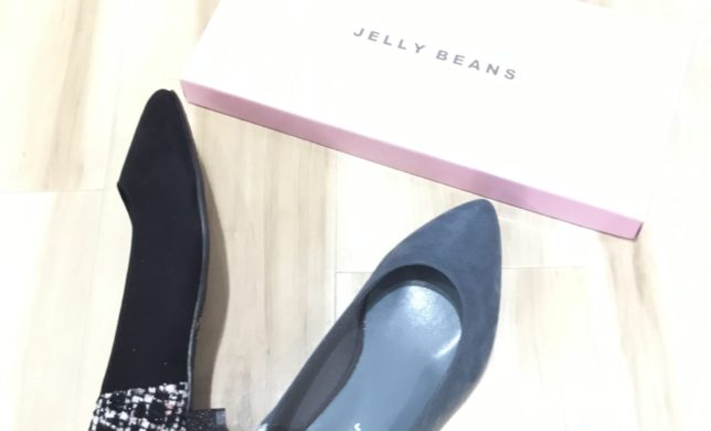 JELLY BEANS 新作キラキラ🤩パンプス
