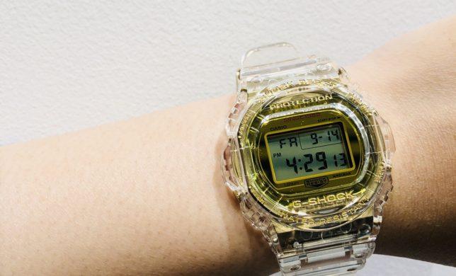 G-SHOCK 35周年限定モデル