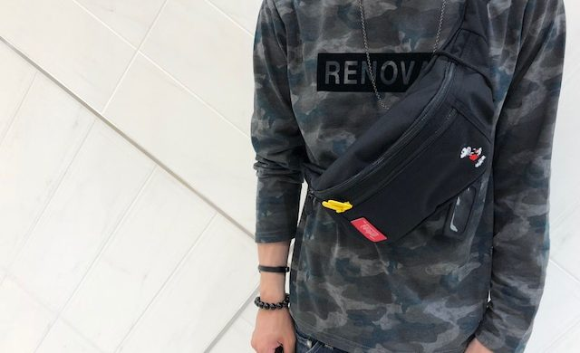 Mickey Mouse Collection Alleycat Waist Bag