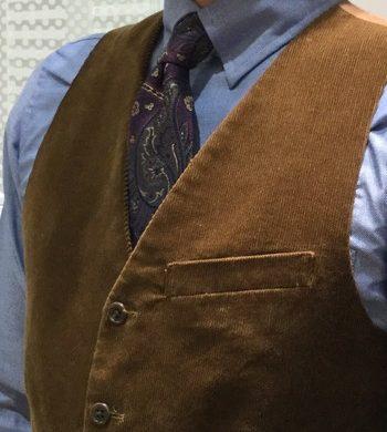 イタリア産の生地を使用したネクタイをご紹介★