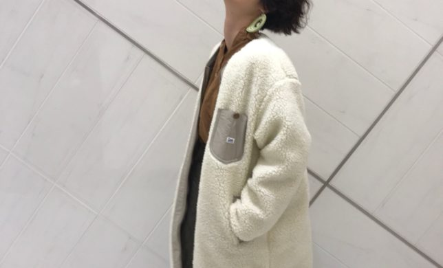 レディース新作☆BOA COAT