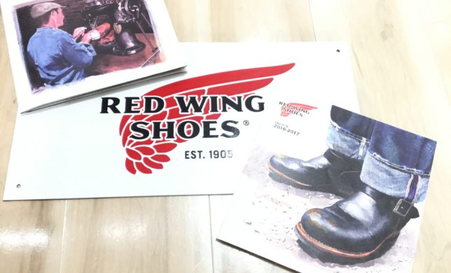 RED WING😎WORK OXFORD/MOC-TOE