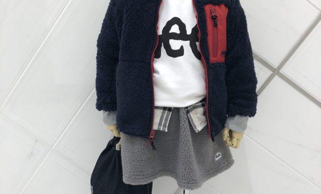KIDS☆新作FLEECE JACKET