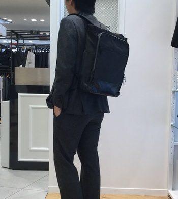 新作の2WAYバッグをご紹介★