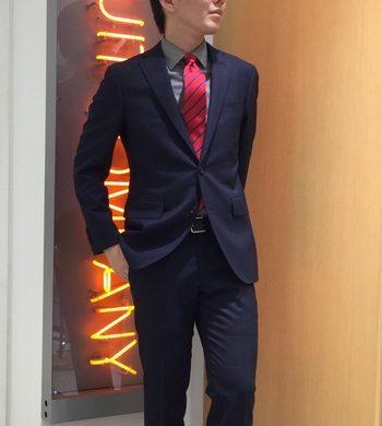 コスパ良し、肌触り良しのスーツをご紹介★