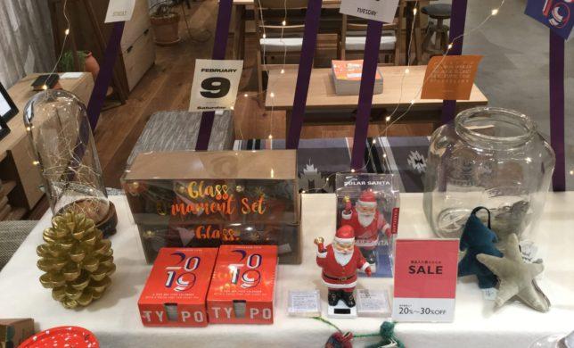 クリスマス雑貨SALE