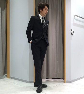 衝撃の3日間★メンズスーツ2着目半額!
