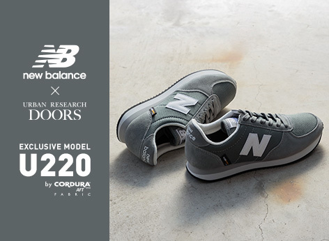 new balance × URBAN RESEARCH DOORS 別注U220が入荷しました!