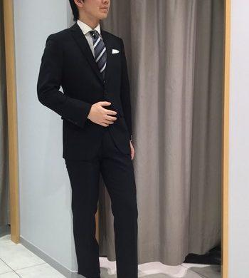 セットでお得な二着目半額のスーツをご紹介★