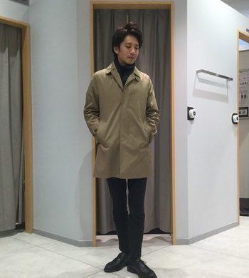 春まで使えるコートが驚きの40%オフ!