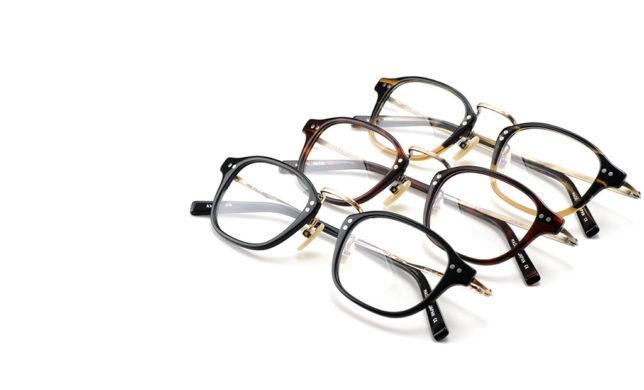 《COCOSAカード入会キャンペーン実施中》 ボストンとスクエアのいいとこ取り 金子眼鏡 「KV-70」