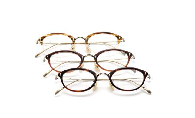 《COCOSAカード入会キャンペーン実施中》 ネオクラシカルなセルコンビ 金子眼鏡 「KV-69L」