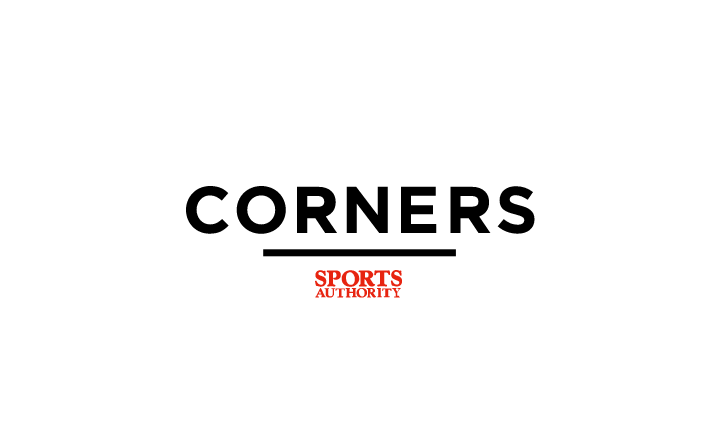 CORNERS SPORTSAUTHORITY
