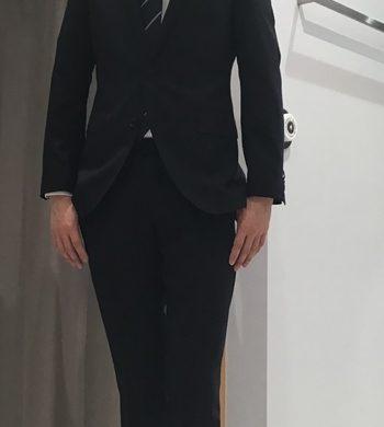 春物!新作!2パンツスーツ!!