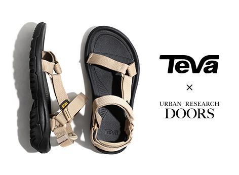 完売必須!!Teva × URBAN RESEARCH DOORS