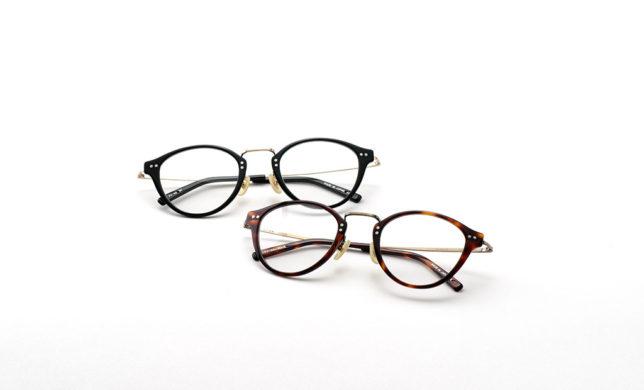 モダンで柔らかなフォルム 金子眼鏡 「KV-88」