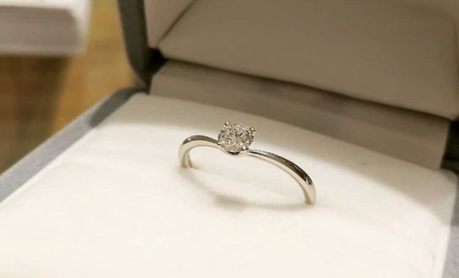 ENGAGEMENT RING💍