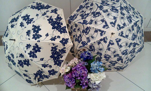 雨の日が嬉しくなるおすすめ傘